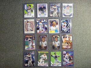 Aaron Judge Baseball Card Lot - Rookies
