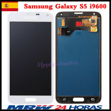 Pantalla Para Samsung Galaxy S5 i9600 G900F LCD Táctil Digitalizador Blanco