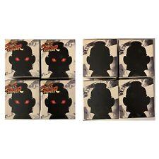 "SDCC 2013 ZANGIEF LOT (4) STREET FIGHTER KID ROBOT 3"" Vinyl Exclusive FIGURE"