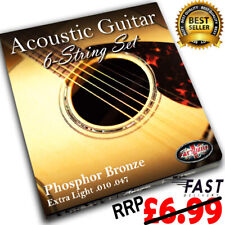 Adagio Pro Acoustic 12 Gauge Guitar Strings - Pack of 3