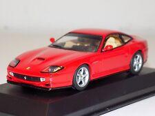 1/43 Minichamps Street Ferrari 550 Maranello 1996 in Red 430 076020