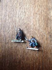 Warhammer GW Lord Of The Rings Frodo & Sam Fellowship Of The Ring Hobbits Metal
