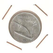 Italy: 10 Lire 1956R SC