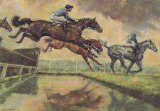 CAVALLO JUMP RACING Jockey TONY McCoy Richard dunwoody compleanno carta