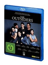 The Outsiders - Francis Ford Coppola, Tom Cruise, Patrick Swayze - Blu-ray