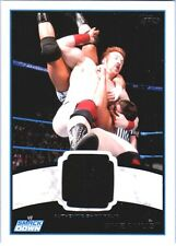 WWE Sheamus 2012 Topps Authentic Event Worn Shirt Relic Card Black