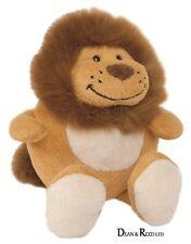 Animal Park 12.7cm Sitting Lion - Soft Toy by Suki (Plush)