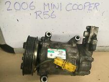 MINI COOPER S 125 Kw 170 Cv Tipo R50 Compressore D/'Aria Delphi 11645610 1171310