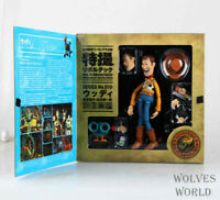 Toy Story Woody Series NO. 010 Sci-Fi Revoltech PVC Action Figure Collection Toy
