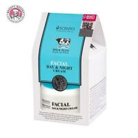 Scentio Milk Plus Bright and White Facial Day &Night Cream by Beauty Buffet 50ml