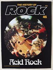 ACID ROCK / HISTORY OF ROCK MAGAZINE / No. 46 / 1984 / SCARCE