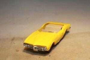 1967 Pontiac Firebird Cigar Box Aurora HO Scale Made in USA