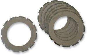 ALTO CLUTCH FRICTION PLATES with Kevlar HARLEY SPORTSTER IRONHEAD 883 900 57-70
