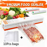 Commercial Food Saver Vacuum Sealer Seal A Meal Machine Quick Sealing kit w/Bags