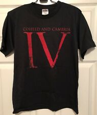 Coheed And Cambria Good Apollo, . Star Iv. Rare promo t-shirt '05 (juniors)
