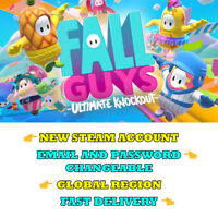 Fall Guys Ultimate Knockout - Steam Account Global - Fast Delivery - FULL ACCES