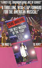"Lea Michele ""SPRING AWAKENING"" Jonathan Groff / John Gallagher, Jr. 2007 Flyer"