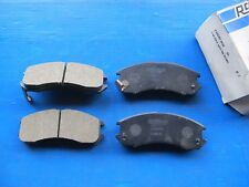 Platelets Brake Front Roulunds For: Ford: Probe, Mazda : 626