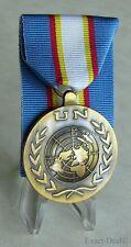 UN UNAMET-UNTAET-UNMISET Mission in East Timor 1999-02 , 2002-2005  Medal