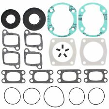Ski-Doo Safari Scout 377, 1989, Full Gasket Set and Crank Seals