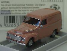 Brekina Volvo Duett Kasten, pastellrot (lachs) - 29375 - 1:87