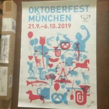 2019 OKTOBERFEST POSTER!!!!!! FREE SHIPPING!!!!!!!!!!