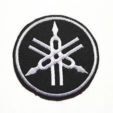 YAMAHA Motorcycle Iron On Patch Sew On Embroidered Patch T shirt Jacket Patch