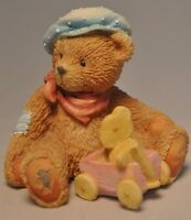 Cherished Teddies - Harrison - We're Going Places - Brother Bear