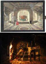 POLYORAMA PANOPTIQUE : TOMBEAU DE NAPOLEON - INVALIDES / Magic lantern