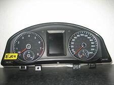 TACHIMETRO Strumento Combinato VW Golf 6 5m0920863 anno 13 1.2 Benzina Cluster Cabina Di Pilotaggio e164
