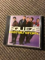 SQUEeZE- EAST SIDE STORY, RARE JAPAN CD PRINT, 1981 OPP