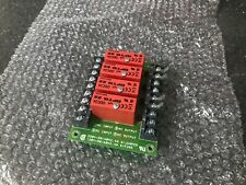 Pitney Bowes Parts 214-0733 Relay Opto 24V Board