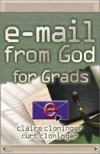 E-Mail from God for Grads by Claire Cloninger 2002 Paperback New Edition