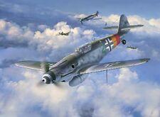 1/48 Revell 3958 - German WWII Messerschmitt Bf 109 G-10   Plastic Model Kit