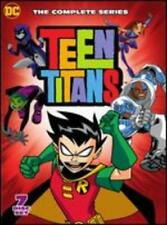 DCU Teen Titans The Complete Series DVD 2018 UPC 883929651894