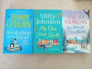 Milly Johnson Sarah Morgan Jenny Colgan Book Bundle