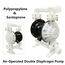 Air-Operated Double Diaphragm Pump - 37GPM, 1.5'' Inlet & Outlet, Max. 70m/230ft