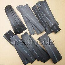 "30pcs 6"" Wire Wrap Assortment Set Heat Shrinkable Shrink Tube Sleeves"