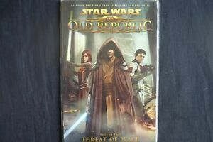 Star Wars Old Republic 2 Threat of Peace Softcover Graphic Novel (B3) Dark Horse