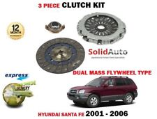 FOR HYUNDAI SANTA FE 2.0 CRDI 2.4i KIA MAGENTIS 2.5 2001-> DUAL MASS CLUTCH KIT