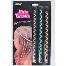 NEW Miss Twists Girls Hair Twist Decoration PK 3
