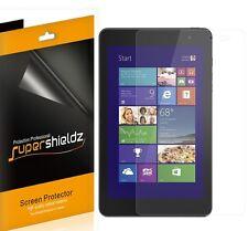 3X SuperShieldz HD Clear LCD Screen Protector Shield Saver For Dell Venue 8 Pro