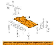 MAZDA OEM 04-09 3 Splash Sheild-Under Engine/Radiator BP4K56111M