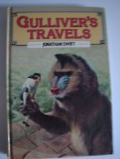 Gulliver's Travels by Jonathan Swift. Hardcover, No 16 in Dean's Classics - Used