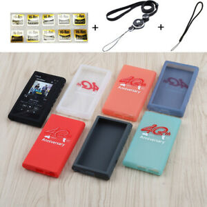 Soft Protective Skin Case Cover for Sony Walkman NW-A100TPS A105 A106 NW-A105HN