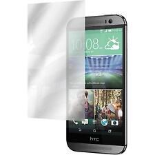 2 x HTC One M8s Film de Protection Miroir Protecteurs Écran