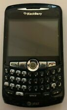 READ FIRST BlackBerry Curve 8320 Blue (Unlocked) Cell Phone Very Good Used