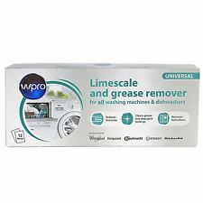 Genuine HOTPOINT Limescale And Detergent Remover C00090908 12 Pack Wpro