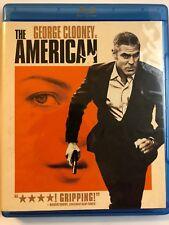 The American Blu-ray 2010 George Clooney Paolo Bonacelli Violante Placido