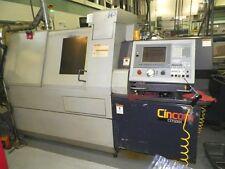 "USED CITIZEN M-32 Type III SWISS CNC LATHE 2002 1.25"" BAR 8000 RPM SCREW BARFEED"